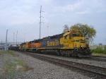 BNSF 6496 an SD45-2