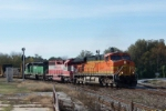 Pick your color on CSX northbound