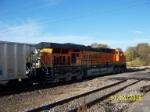 BNSF 6028 in DPU mode