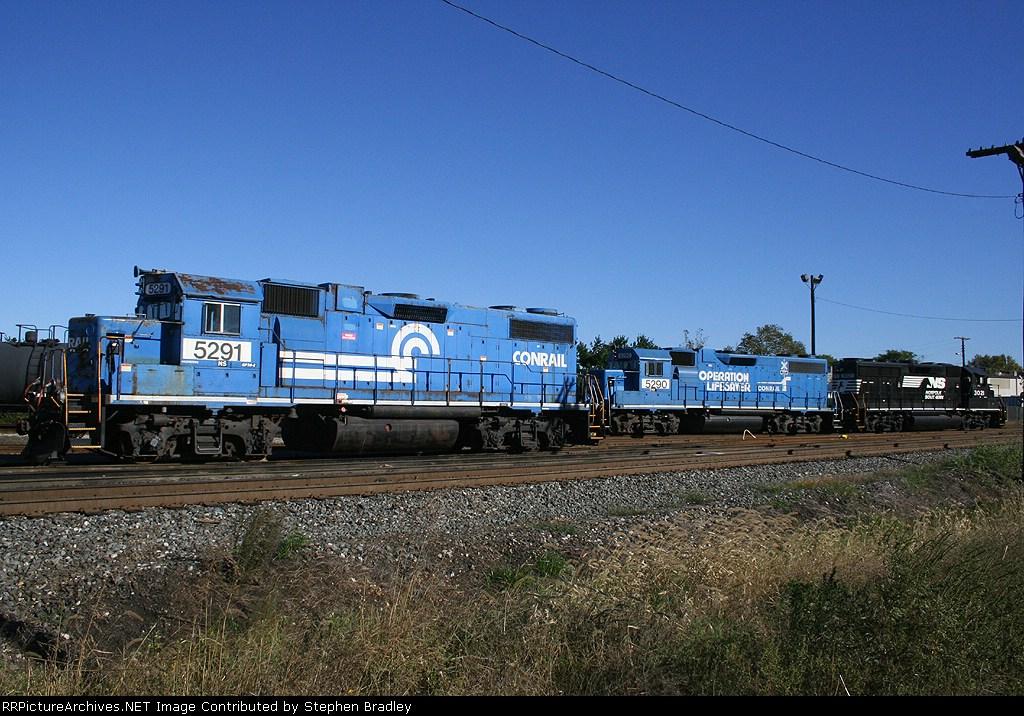 NS 5290 & NS 5291