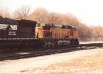 BNSF 4652