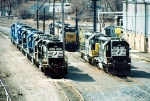 Engine lineup
