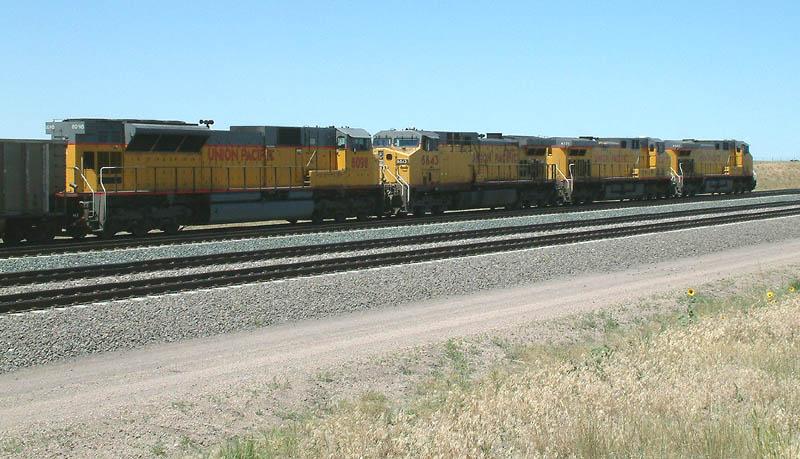 UP NB Coal