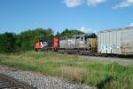 Geeps leading long freights?