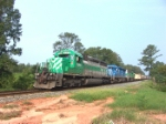 FURX 3008 leads an all EMD consist