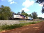 GCFX 3072 running long hood forward