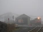 Train CT-1 in the Fog