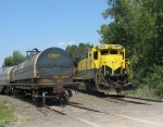PW 4003 and CSX 495963