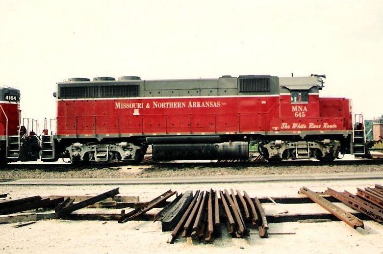 MNA GP 40 645