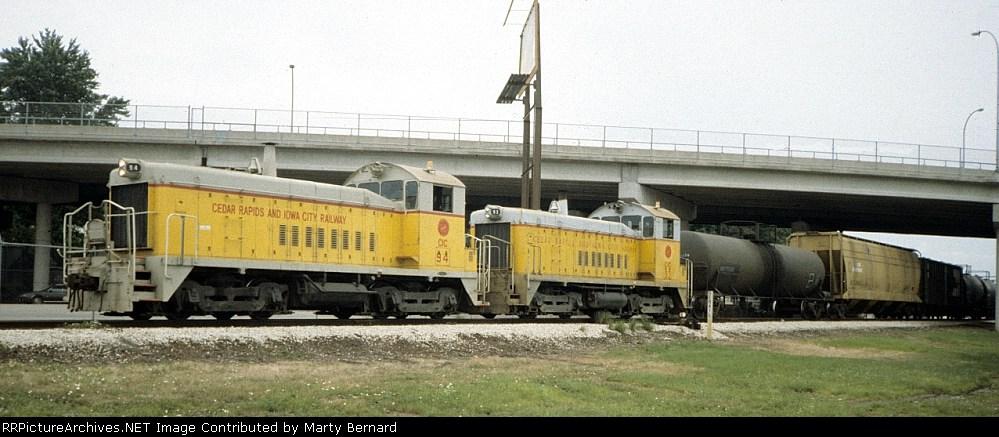 Cedar Rapids & Iowa City #94