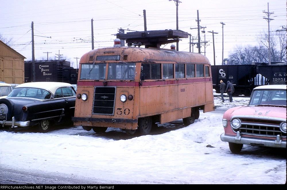CSS&SB Line Car #50