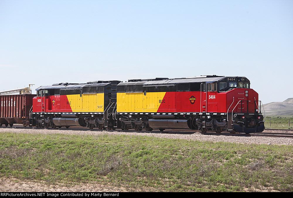 Montana Limestone Company 5404 and 5438