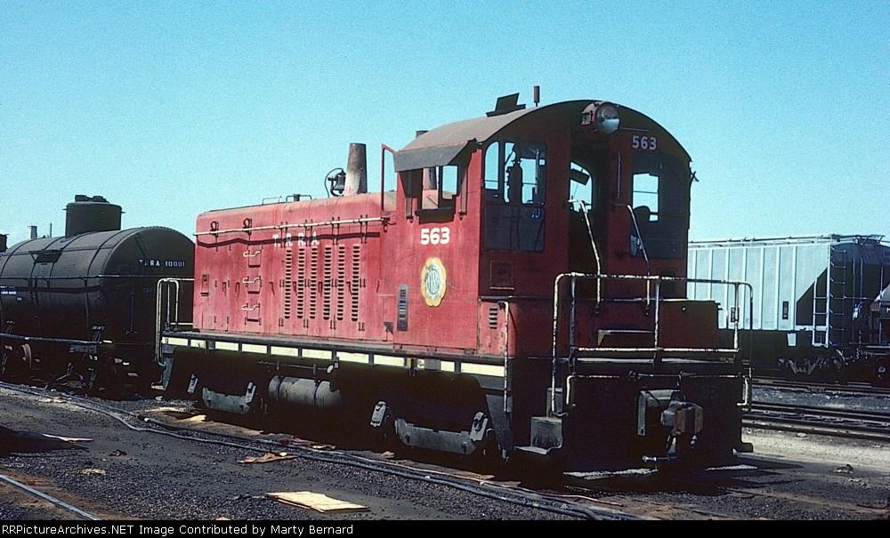 TRRA 563