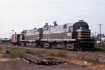 BRC 600 and 604 in 1969 in C&NW Proviso Yards