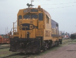 On Indiana Railroad