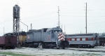 Indiana Railroad SD35M #600