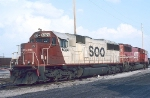 SOO 6024 and SOO 6061, Calumet Yard