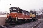Ex P&W 1802 was acquired by the Housatonic