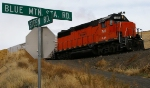 Blue Mtn Station Road