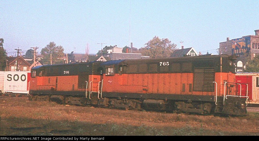 MILW 765 and 706