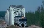 BCOL 10 and 12 Crossing Bridge