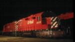 CP 3002 and 3006 Yards at Night