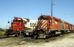 CP 5536 and SOO 776
