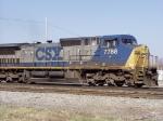 CSX 7788 up close