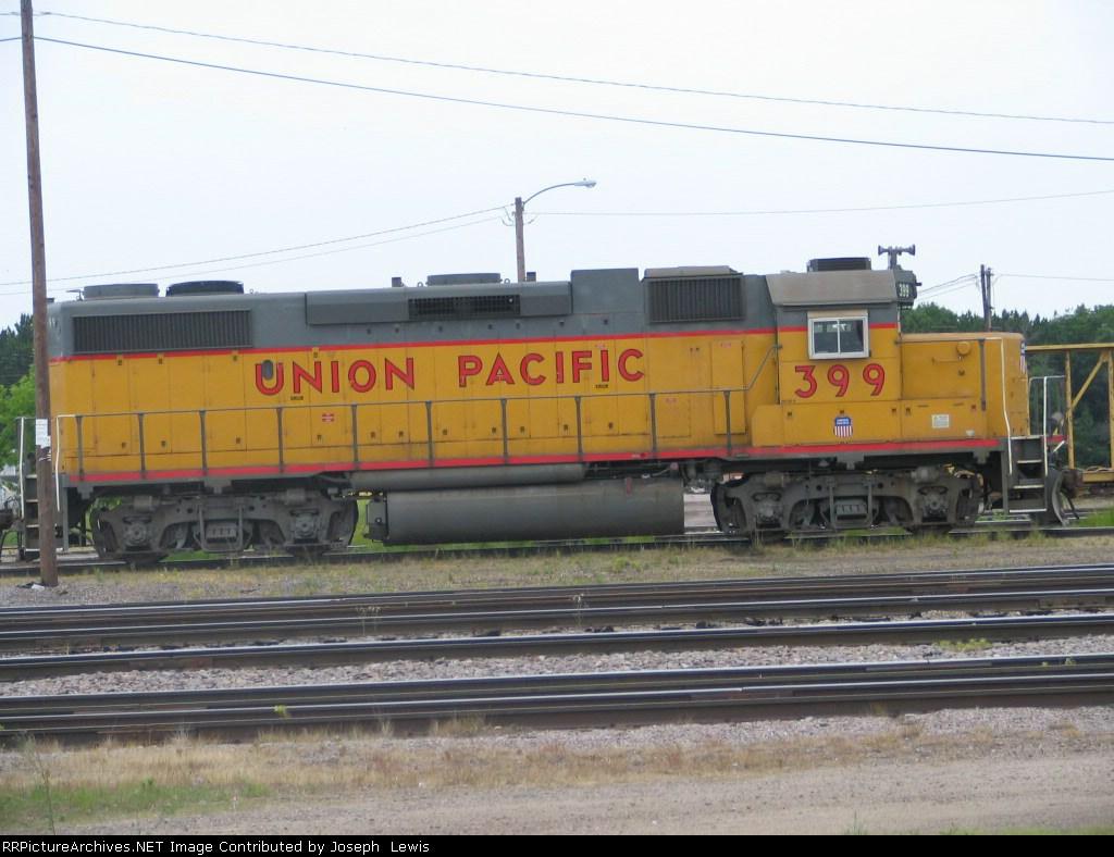 UP 399