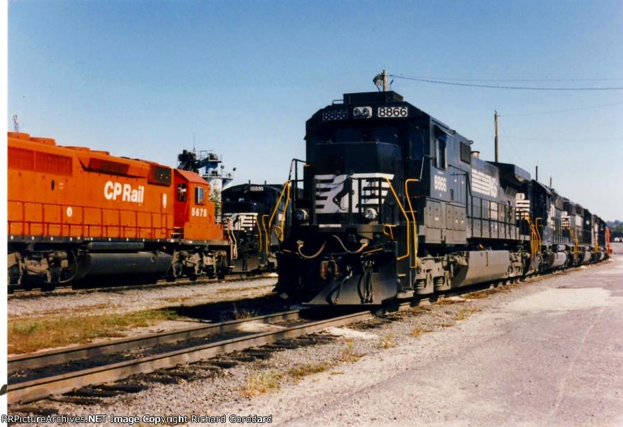 NS 8866