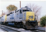 CSX units