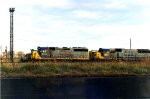 CSX #6218 and #8611