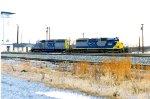 CSX 8326 & 8362