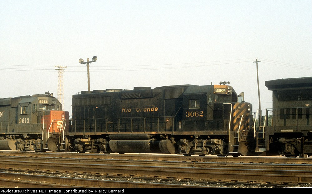 DRGW 3062