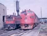 CGW 111A and 61 in 1964
