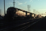 SP 7564 at Sunrise in 1991