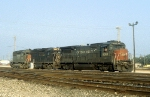 SSW 8049, D&RGW 3062, and SP 9613