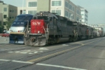 SSW 9648 and Calif. DOT 2001, Jack London Square