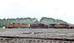UP 1926, HLCX 3853, and UP 5920 East End of Yard