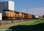 UNION PACIFIC 7705 WEST