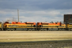KCS SD70ACe's