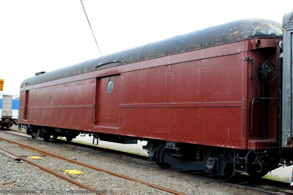 LIRR baggage car