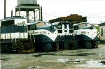 GP-38, SW1001 and two Power Packs