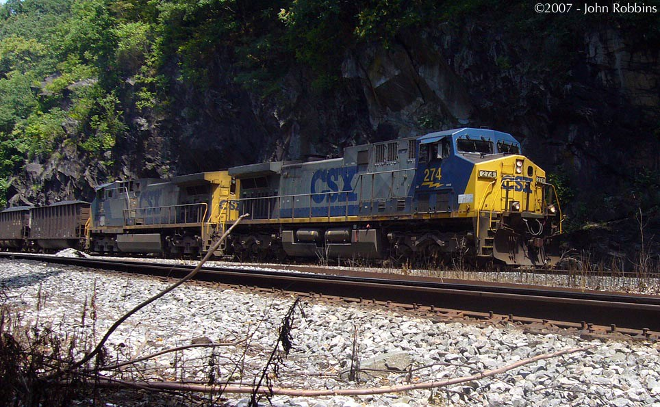 CSX 274