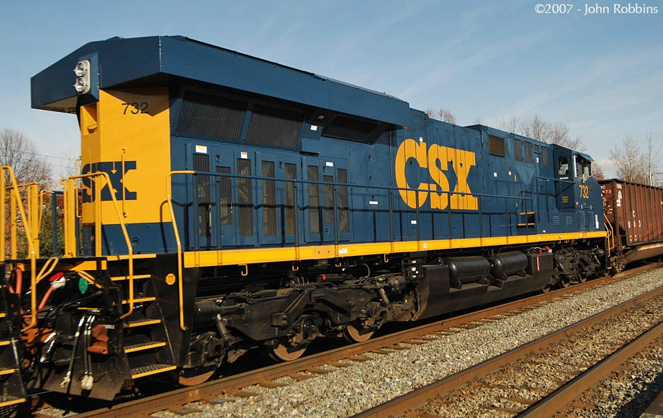 CSX 732