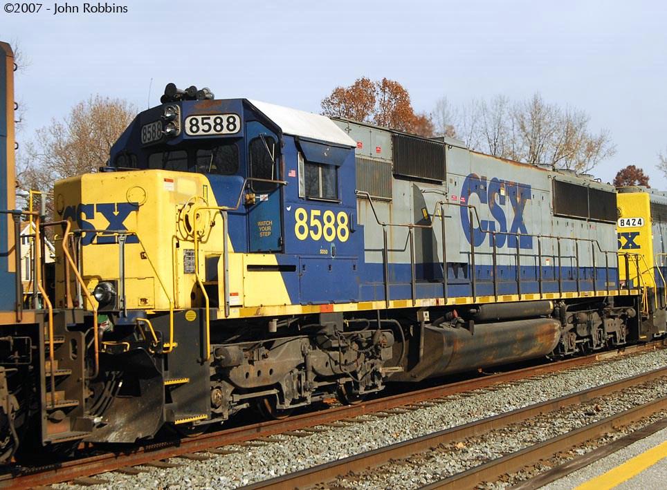 CSX 8588