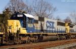 CSX 8521