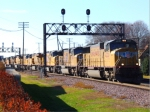 UP 9 Diesel Doublestack/Intermodal Consist