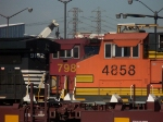 BNSF 4858