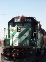 BNSF 2101